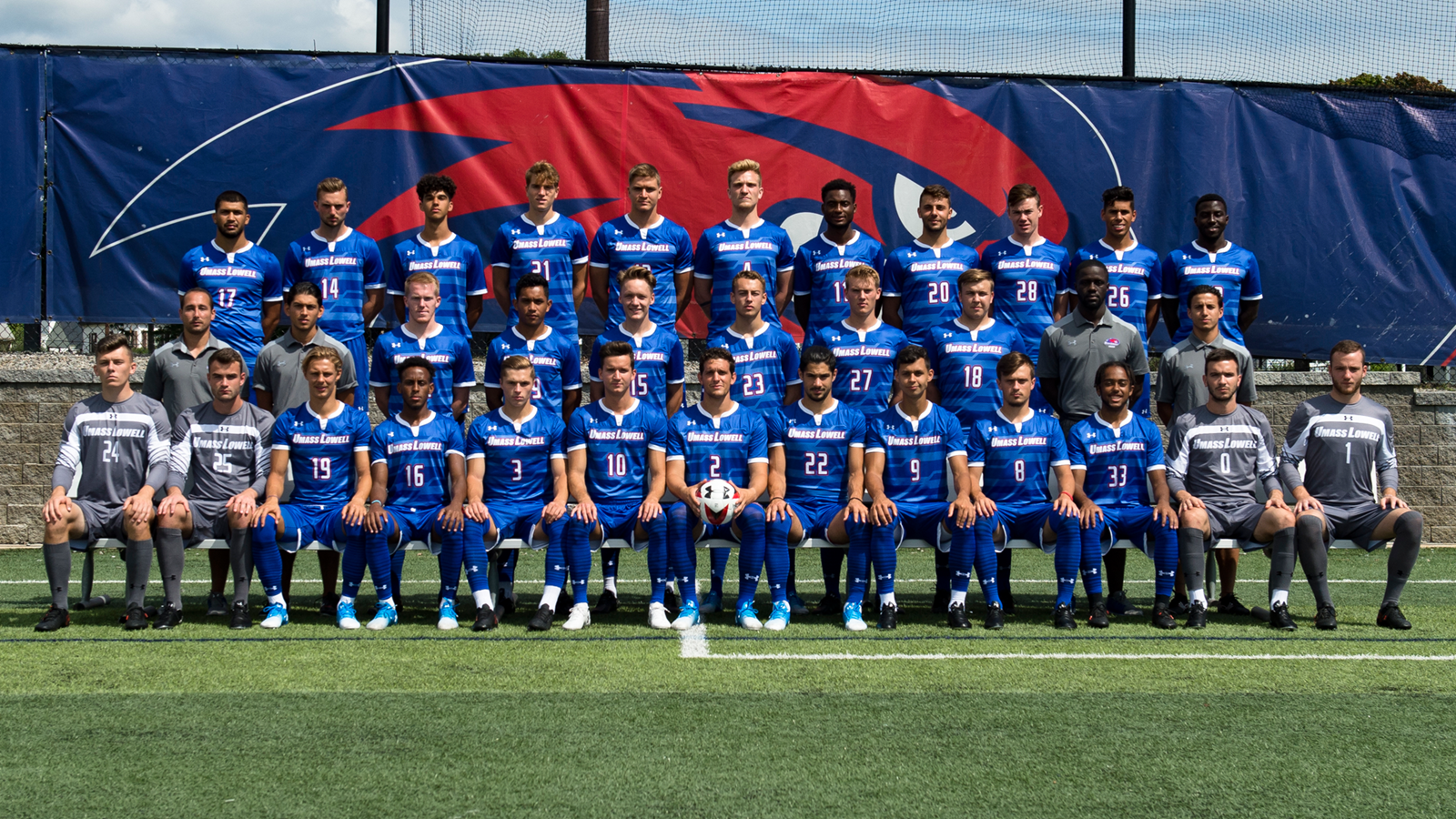 University Of Massachusetts Lowell >> 2018 Men S Soccer Roster Umass Lowell Athletics