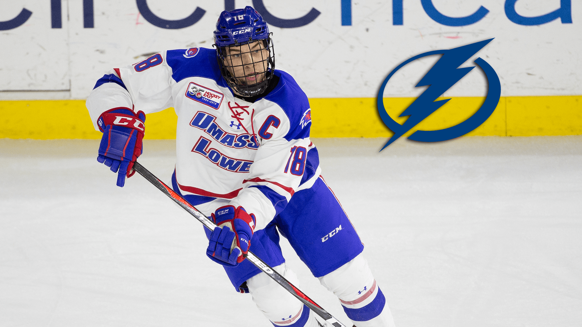 Ryan Lohin signs with the Tampa Bay Lightning